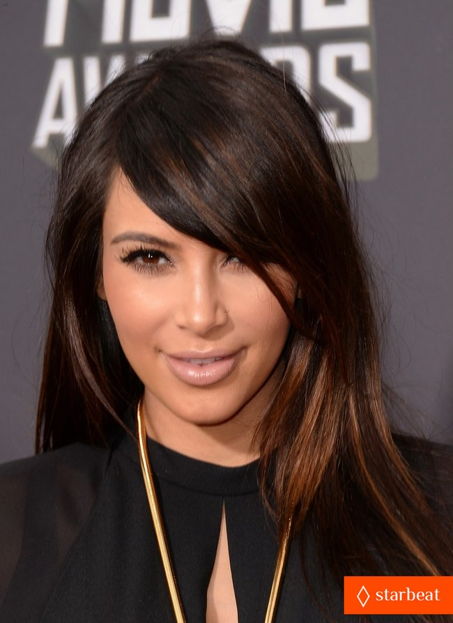 Беременная Ким Кардашьян на «MTV Movie Awards 2013»: kim-kardashian-mtv-movie-awards-2013-red-carpet-06_Starbeat.ru