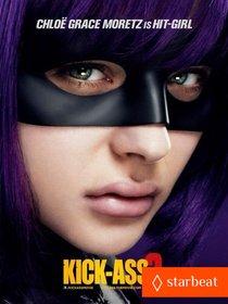 «Пипец 2»: новые постеры к фильму: chloe-moretz-aaron-taylor-johnson-kick-ass-posters-01_Starbeat.ru
