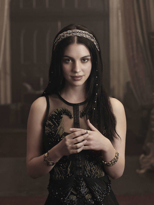 Аделаида Кейн: промо-фотографии из сериала «Царство»: adelaide-kane-reign-promoshoot-04_Starbeat.ru