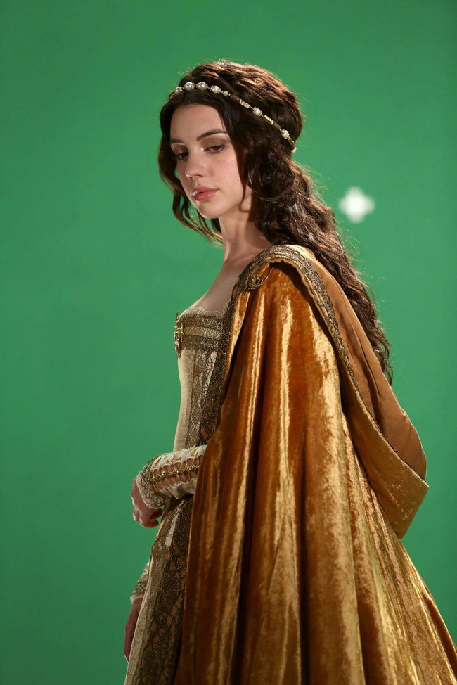 Аделаида Кейн: промо фотографии из сериала «Царство»