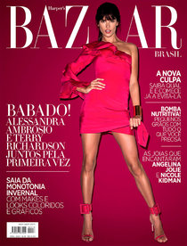 Алессандра Амбросио в объективе Терри Ричардсона для «Harper's Bazaar Brasil»: ale-1_Starbeat.ru