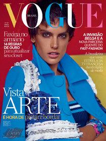 Алессандра Амбросио снялась для бразильского «Vogue» в марте: alessandra-ambrosio-vogue-brasil-2014--02_Starbeat.ru