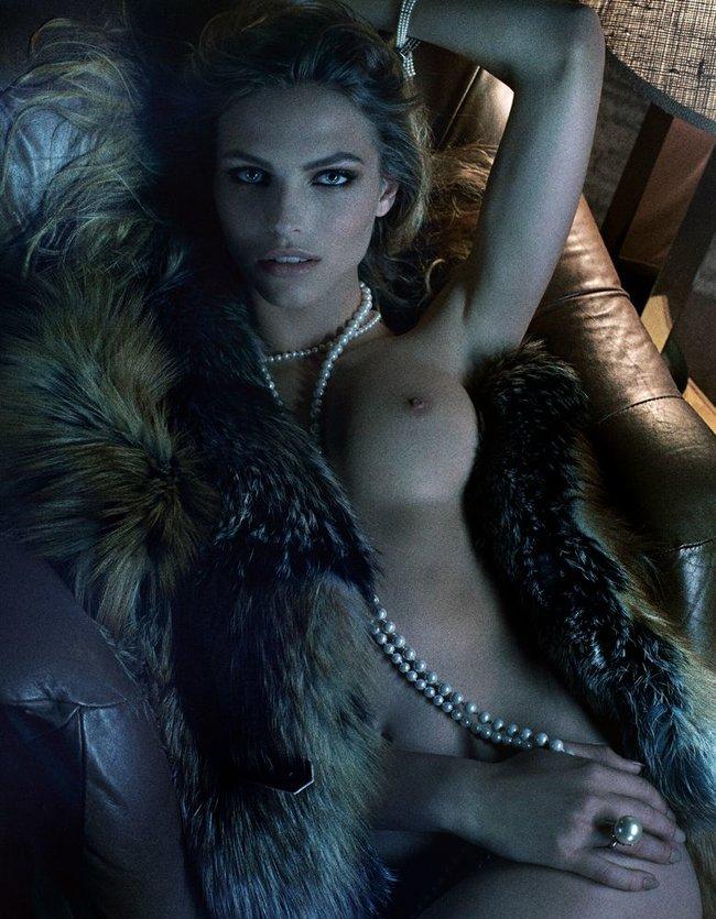 Миранда Керр, Кэндис Свейнпол, Даутцен Крус и другие супер-модели разделись для журнала «Interview»: int-10_Starbeat.ru