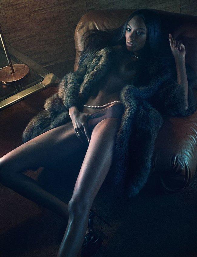 Миранда Керр, Кэндис Свейнпол, Даутцен Крус и другие супер-модели разделись для журнала «Interview»: int-11_Starbeat.ru
