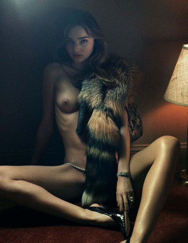 Миранда Керр, Кэндис Свейнпол, Даутцен Крус и другие супер-модели разделись для журнала «Interview»: int-1_Starbeat.ru