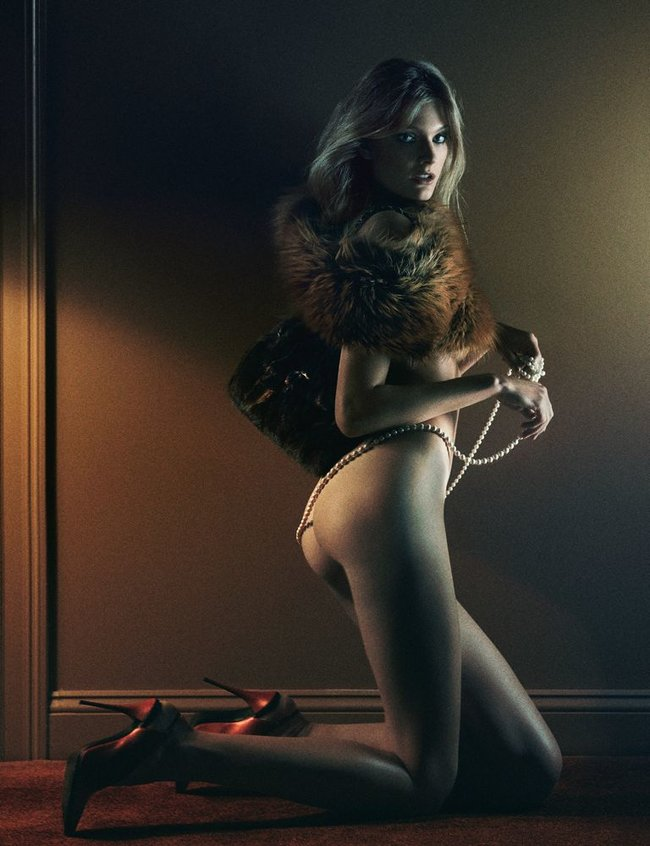 Миранда Керр, Кэндис Свейнпол, Даутцен Крус и другие супер-модели разделись для журнала «Interview»: int-3_Starbeat.ru