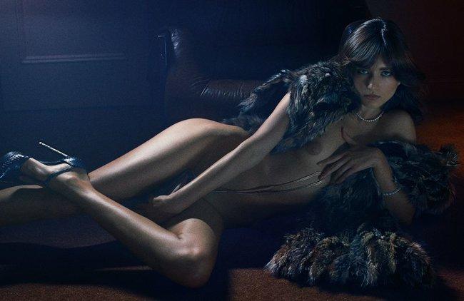 Миранда Керр, Кэндис Свейнпол, Даутцен Крус и другие супер-модели разделись для журнала «Interview»: int-4_Starbeat.ru