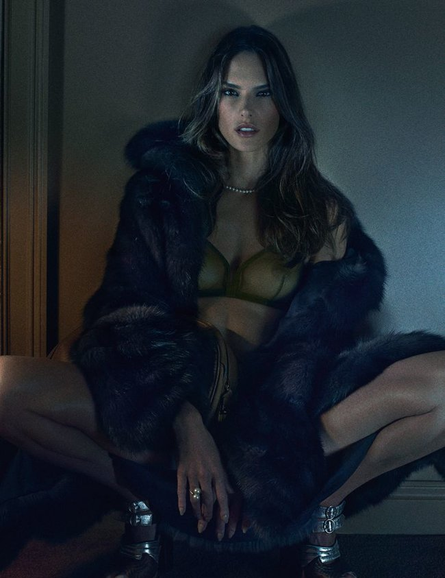 Миранда Керр, Кэндис Свейнпол, Даутцен Крус и другие супер-модели разделись для журнала «Interview»: int-5_Starbeat.ru