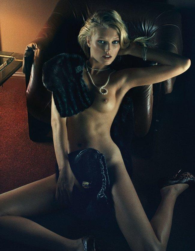 Миранда Керр, Кэндис Свейнпол, Даутцен Крус и другие супер-модели разделись для журнала «Interview»: int-8_Starbeat.ru