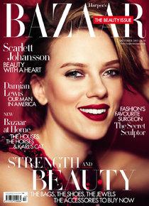 Обворожительная Скарлетт Йоханссон на обложке октябрьского «Harper's Bazaar UK»: scarletjo-6_Starbeat.ru