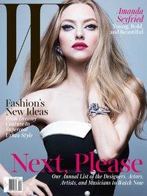 Аманда Сейфрид: фотосессия для апрельского номера «W Magazine»: amanda-seyfried-1_Starbeat.ru
