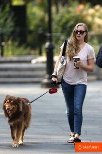 Аманда Сейфрид хочет, чтобы ее любимый пес Флинн стал бессмертным: amanda-seyfried-immortality-for-her-dog-finn-01_Starbeat.ru