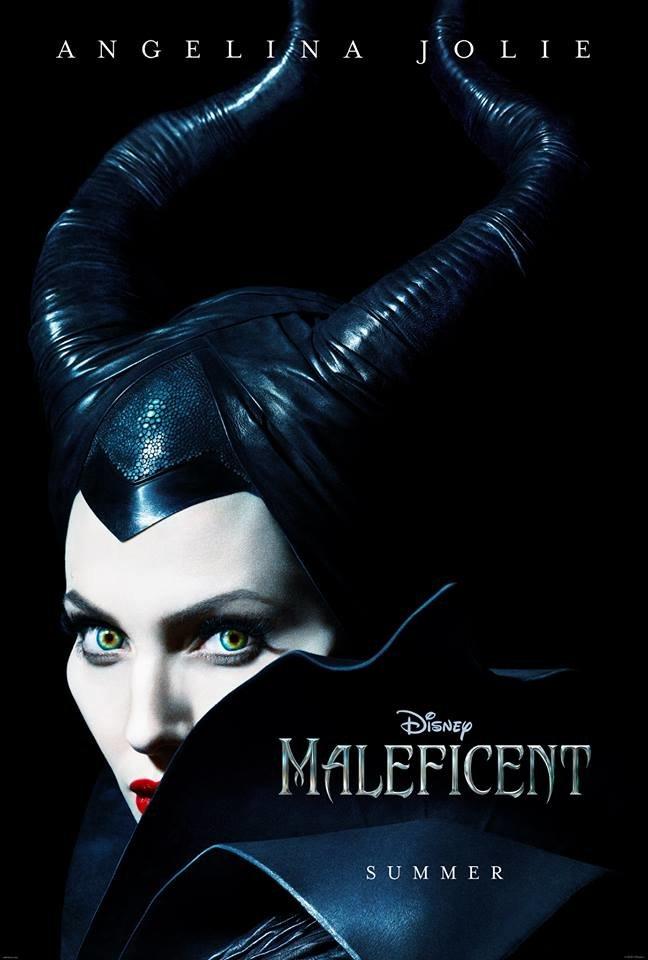 Анджелина Джоли: постеры к фильму «Малефисента»: angelina-jolie-maleficent-poster--02_Starbeat.ru