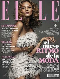 Анна Селезнева стала героиней фото-сюжета «Elle Spain» в марте: anna-selezneva-elle-spain--04_Starbeat.ru