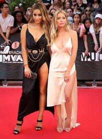 Эшли Бенсон и Шей Митчелл потоптались на красном ковре «MuchMusic Video Awards» в Торонто: ashley-benson-3_Starbeat.ru