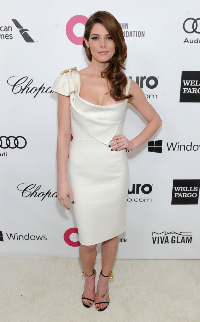 Эшли Грин на вечере Элтона Джона «AIDS Foundation Academy Awards»: ashley-greene-2014-elton-john-aids-foundation-academy-awards-party--12_Starbeat.ru