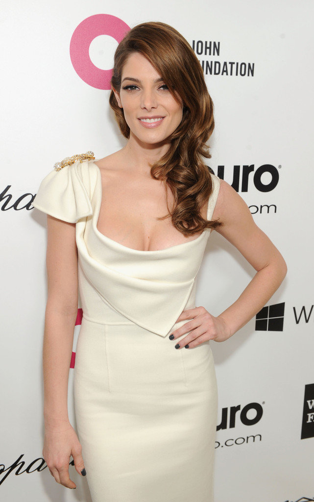 Эшли Грин на вечере Элтона Джона «AIDS Foundation Academy Awards»: ashley-greene-2014-elton-john-aids-foundation-academy-awards-party--14_Starbeat.ru