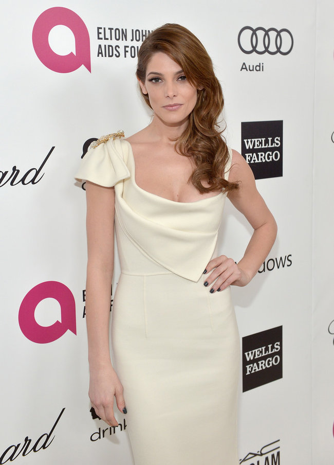 Эшли Грин на вечере Элтона Джона «AIDS Foundation Academy Awards»: ashley-greene-2014-elton-john-aids-foundation-academy-awards-party--04_Starbeat.ru