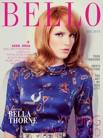 Журнал «Bello» в декабре: фотосессия 16-летней Беллы Торн: bella-thorne-1_Starbeat.ru