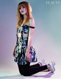 Декабрьский номер издания «Flaunt» с Беллой Торн: bella-thorne-flaunt-magazine--01_Starbeat.ru