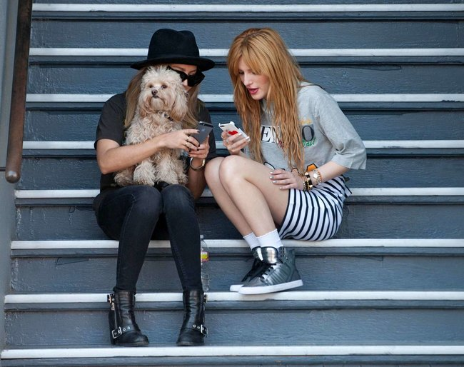 Белла Торн снимается для фотосессии в Лос-Анджелесе: bella-thorne-photos-2014-photoshoot-in-la--02_Starbeat.ru