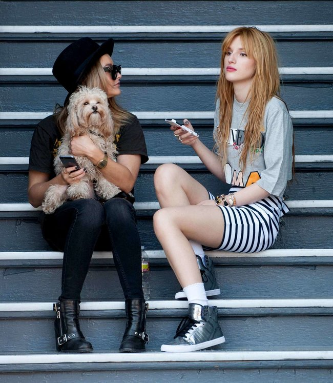 Белла Торн снимается для фотосессии в Лос-Анджелесе: bella-thorne-photos-2014-photoshoot-in-la--10_Starbeat.ru