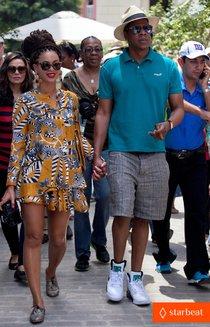 Бейонсе и Джей-Зи отпраздновали пятую годовщину свадьбы на Кубе: beyonce-jay-z-celebrate-fifth-anniversary-in-havana-05_Starbeat.ru