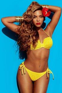 Бейонсе в летней рекламной кампании «H&M»: beyonce-11_Starbeat.ru