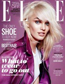 Декабрьский номер «Elle UK»: фотосессия с Кэндис Свейнпол: candice-swanepoel-118_Starbeat.ru