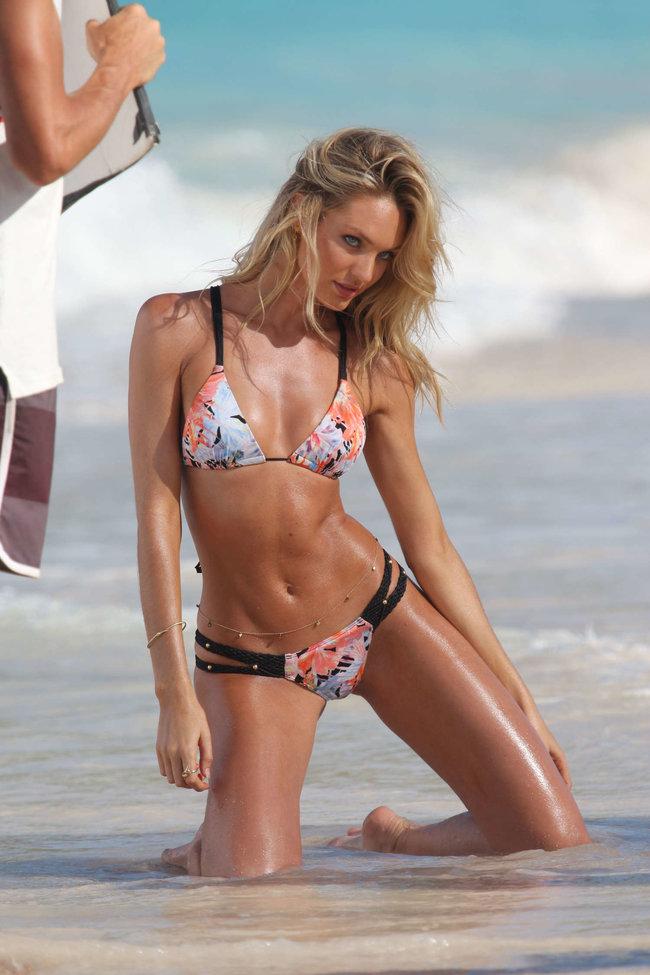 Кэндис Свейнпол снялась в фотосессии для «Victoria's Secret», Сен-Барт: candice-swanepoel-hot-victorias-secret-shoot--02_Starbeat.ru