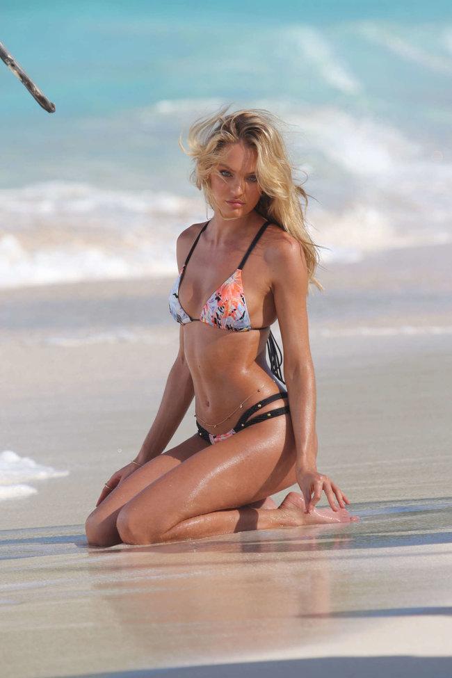Кэндис Свейнпол снялась в фотосессии для «Victoria's Secret», Сен-Барт: candice-swanepoel-hot-victorias-secret-shoot--19_Starbeat.ru