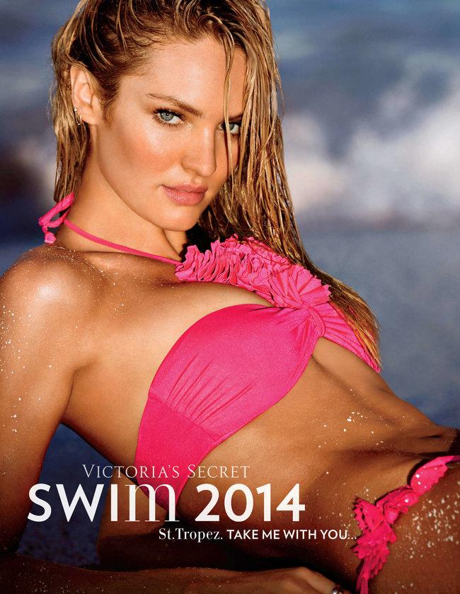 Кэндис Свейнпол: каталог купальников «Victoria's Secret 2014»: candice-swanepoel-vs-swim-collection-2014--06_Starbeat.ru