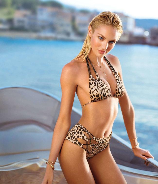 Кэндис Свейнпол: каталог купальников «Victoria's Secret 2014»: candice-swanepoel-vs-swim-collection-2014--14_Starbeat.ru