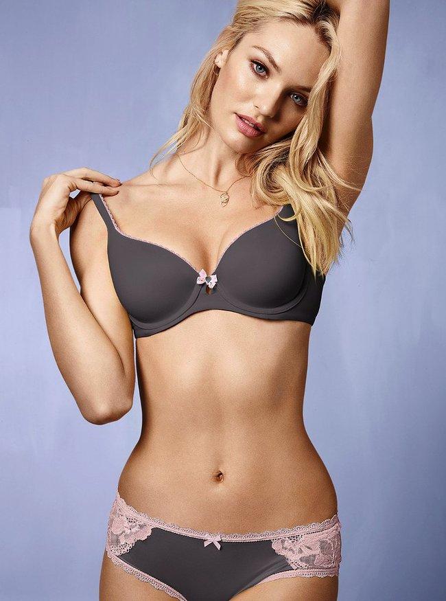 Кэндис Свейнпол снялась для рекламы «Victoria's Secret» в декабре 2013: candice-swanepoel-vs-lingerie--09_Starbeat.ru
