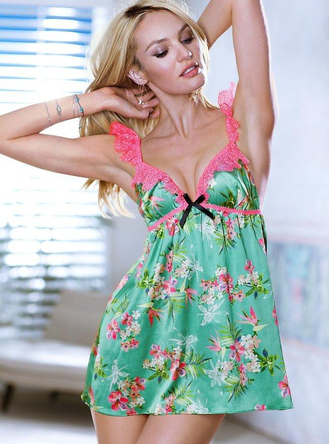 Кэндис Свейнпол снялась для рекламы «Victoria's Secret» в декабре 2013: candice-swanepoel-vs-lingerie--11_Starbeat.ru