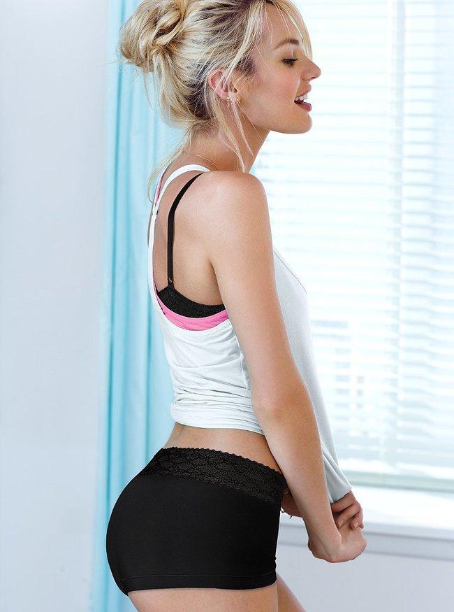 Кэндис Свейнпол снялась для рекламы «Victoria's Secret» в декабре 2013: candice-swanepoel-vs-lingerie--14_Starbeat.ru