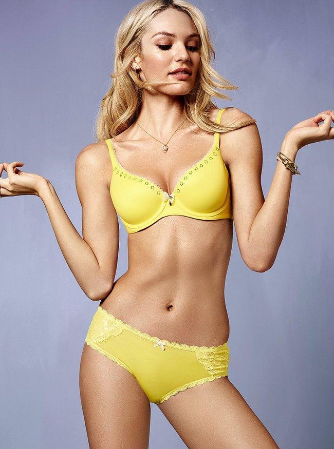 Кэндис Свейнпол снялась для рекламы «Victoria's Secret» в декабре 2013: candice-swanepoel-vs-lingerie--15_Starbeat.ru