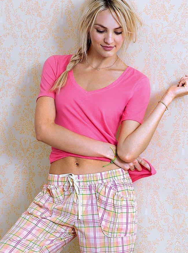 Кэндис Свейнпол снялась для рекламы «Victoria's Secret» в декабре 2013: candice-swanepoel-vs-lingerie--27_Starbeat.ru