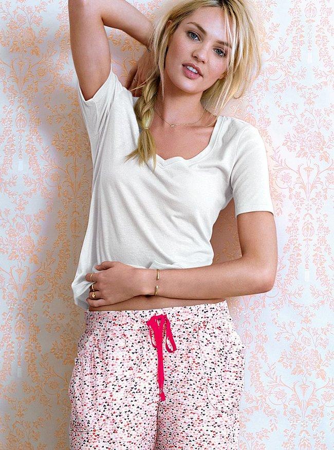 Кэндис Свейнпол снялась для рекламы «Victoria's Secret» в декабре 2013: candice-swanepoel-vs-lingerie--28_Starbeat.ru