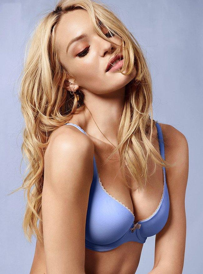 Кэндис Свейнпол снялась для рекламы «Victoria's Secret» в декабре 2013: candice-swanepoel-vs-lingerie--32_Starbeat.ru