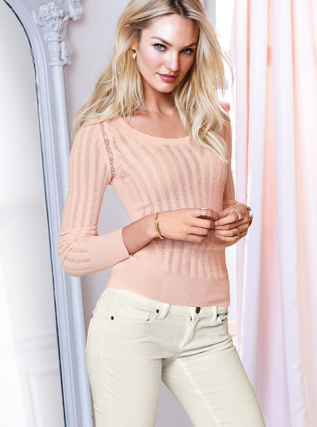 Кэндис Свейнпол в октябрьской фотосессии «Victoria's Secret»: candice-swanepoel---victorias-secret-october-2013--26_Starbeat.ru