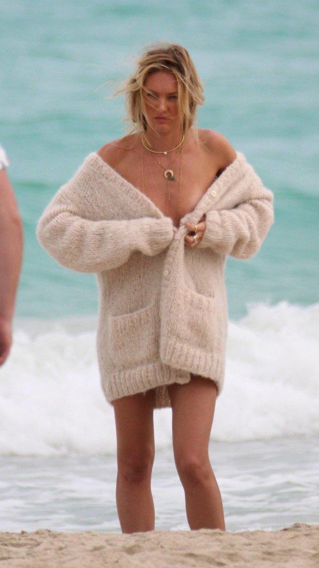Кэндис Свейнпол: съемки для «Victoria's Secret» в Майами: candice-swanepoel-220_Starbeat.ru