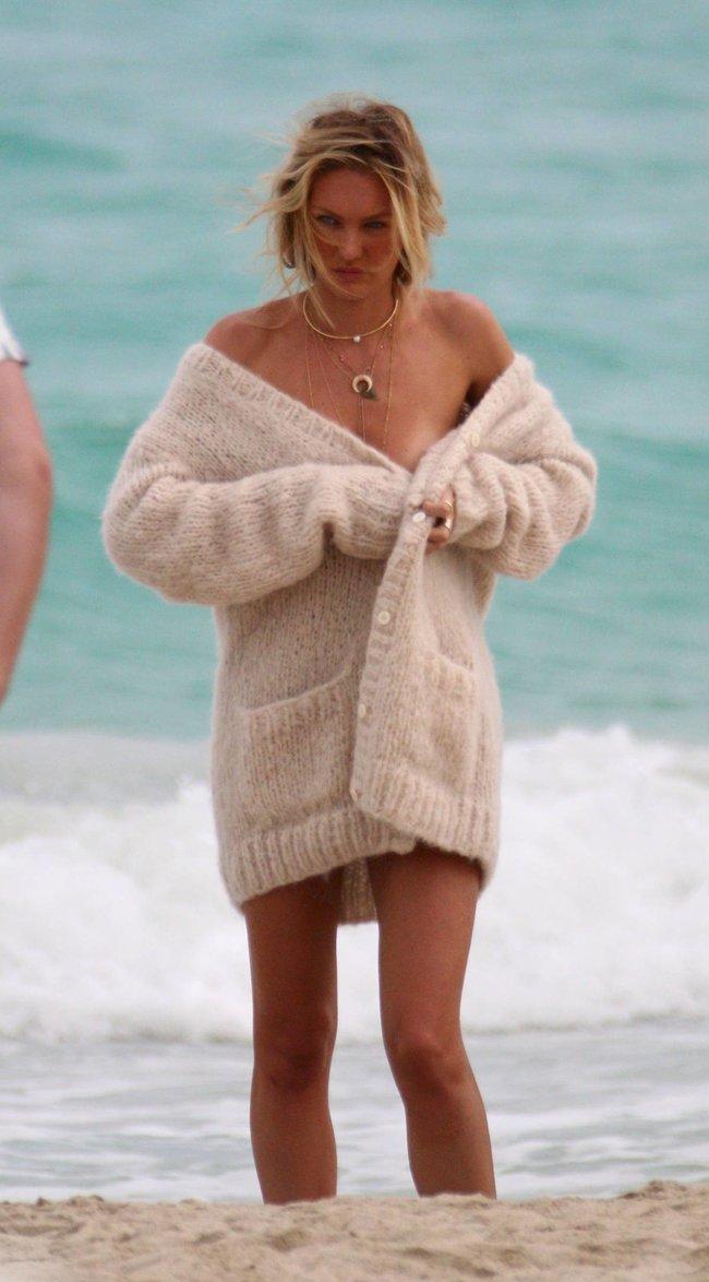 Кэндис Свейнпол: съемки для «Victoria's Secret» в Майами: candice-swanepoel-413_Starbeat.ru