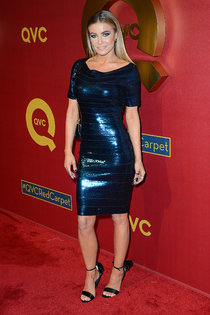 Кармен Электра на красной дорожке «QVC Style Party», Беверли-Хиллз: carmen-electra-2014-qvc-red-carpet-style-event--01_Starbeat.ru