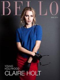 Австралийская актриса Клэр Холт в журнале «Bello», март 2014: claire-holt-bello-magazine--01_Starbeat.ru