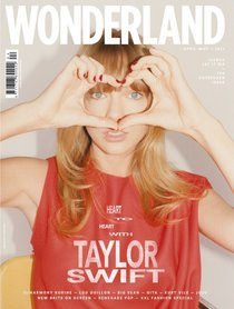 Девушка с обложки «Wonderland Magazine»: Тейлор Свифт: taylor_swift_wonderland_magazine_cover_Starbeat.ru