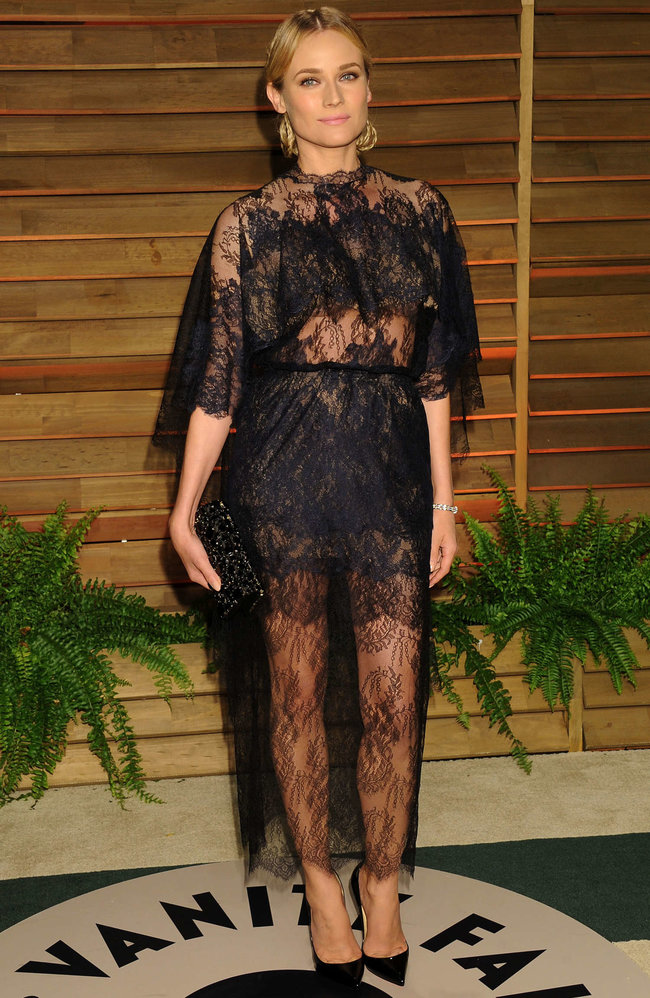 Торжество «Vanity Fair»: Диана Крюгер на афтепати «Оскара 2014»: diane-kruger-oscars-2014---vanity-fair-party--02_Starbeat.ru