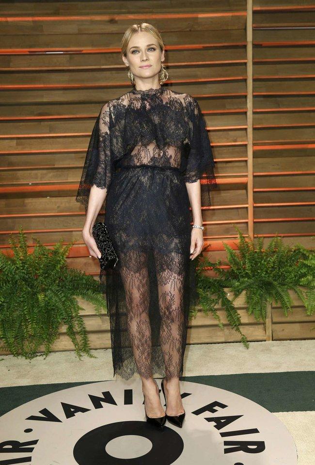 Торжество «Vanity Fair»: Диана Крюгер на афтепати «Оскара 2014»: diane-kruger-oscars-2014---vanity-fair-party--06_Starbeat.ru