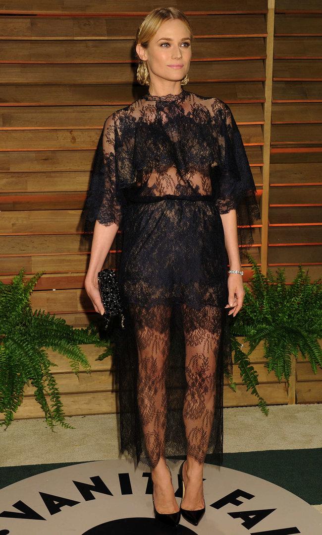 Торжество «Vanity Fair»: Диана Крюгер на афтепати «Оскара 2014»: diane-kruger-oscars-2014---vanity-fair-party--11_Starbeat.ru