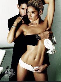 Даутцен Крус на страницах журнала «Vogue Brazil», июнь 2013: doutzen-kroes-1_Starbeat.ru